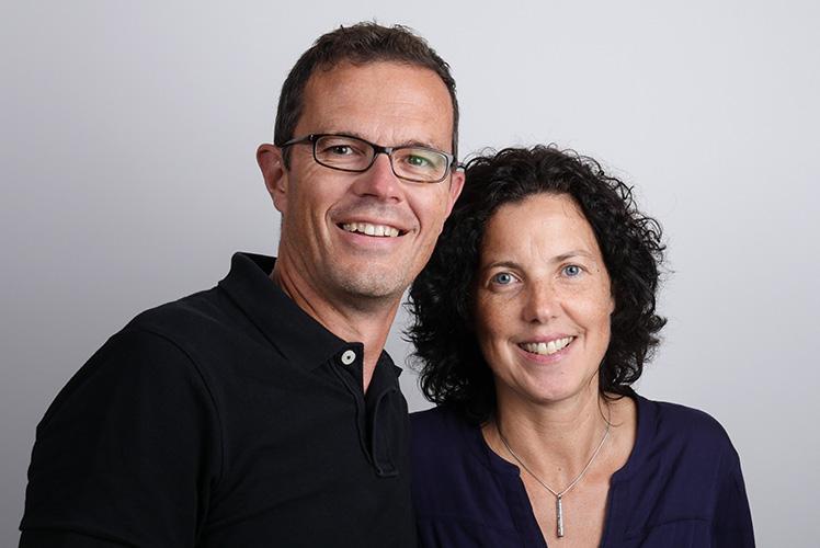 Hansjörg & Helene Forster
